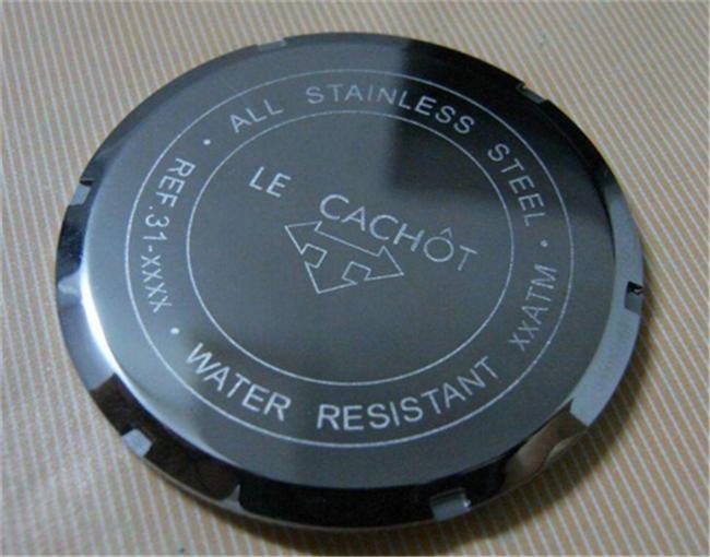 钟表激光雕刻机的应用 彰显钟表品质
